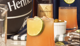 Hennessy X NBA Cocktails