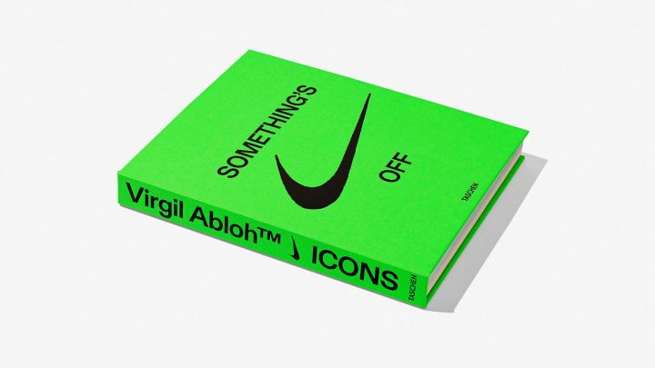 NIKE, Inc. and Virgil Abloh Book ICONS