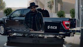 DJ D-Nice Launches 2021 Ford F-150