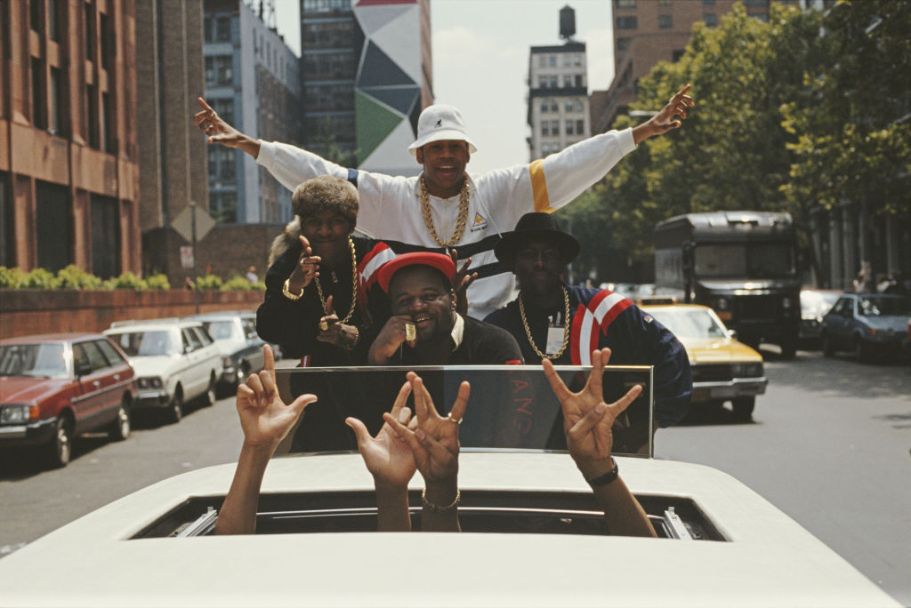 Salute, OG! 17 Photos Of LL Cool J Applying Pressure Over The Years