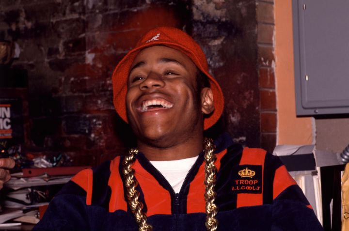 Portrait Of LL Cool J