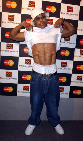 LL Cool J MOBO Awards