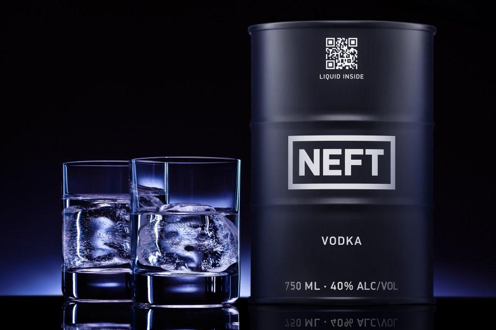 NEFT Vodka
