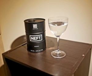 NEFT Vodka DLC