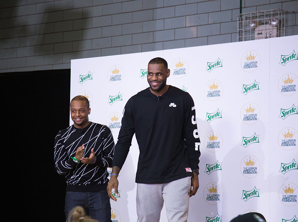 LeBron James Ditches Coke, Lands New Endorsement Deal With Pepsi