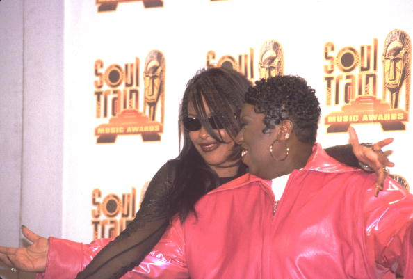 The 12th Annual Soul Train Music Awards