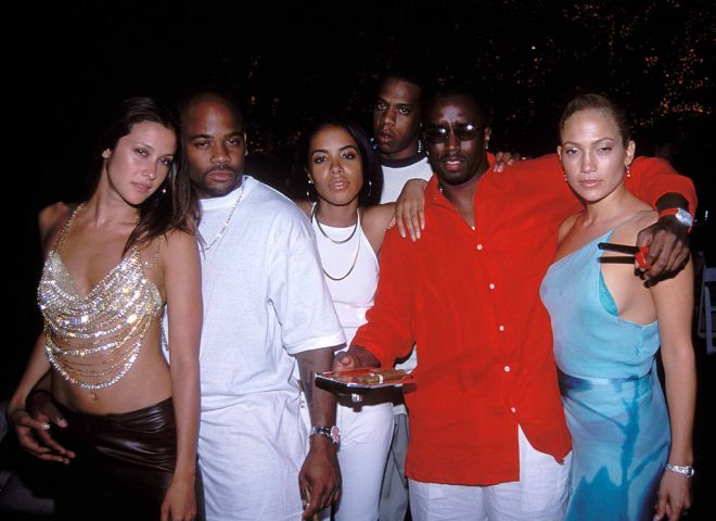 Puff Daddy's Fourth of July Party