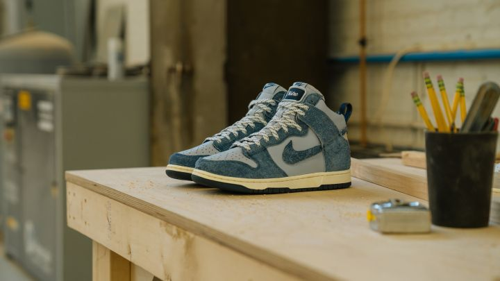 Twitter Reacts To Nike Dunk High x Notre Release On SNKRS