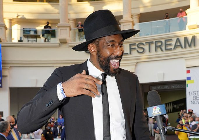 "Amar'e Stoudemire Wins Big Betting On Horse Named ""Knicks Go"""