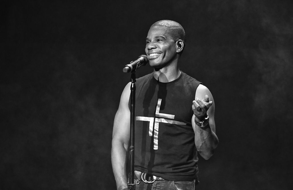 WCLK 45th Anniversary Featuring Kirk Franklin