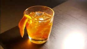 New Orleans Old Fashioned
