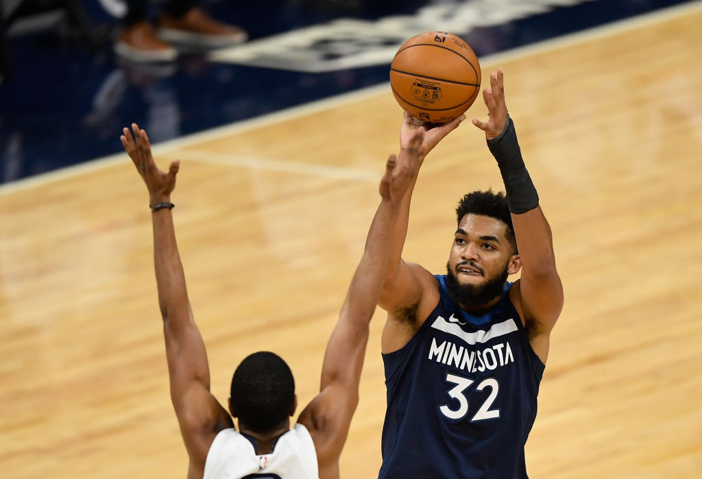 Karl-Anthony Towns Hit By Drunk Driver During Off-Season