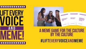Lift Every Voice and Meme Card Game