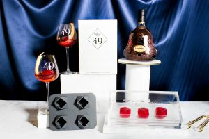 Hennessy XO 49th Cocktail