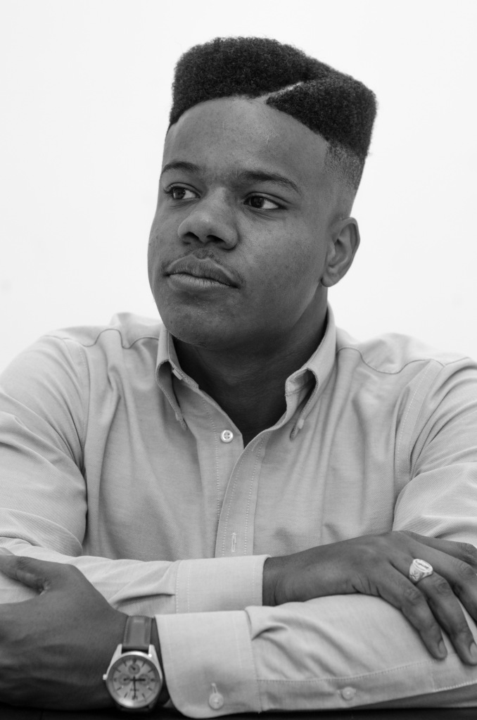 Young Icons: Martese Johnson