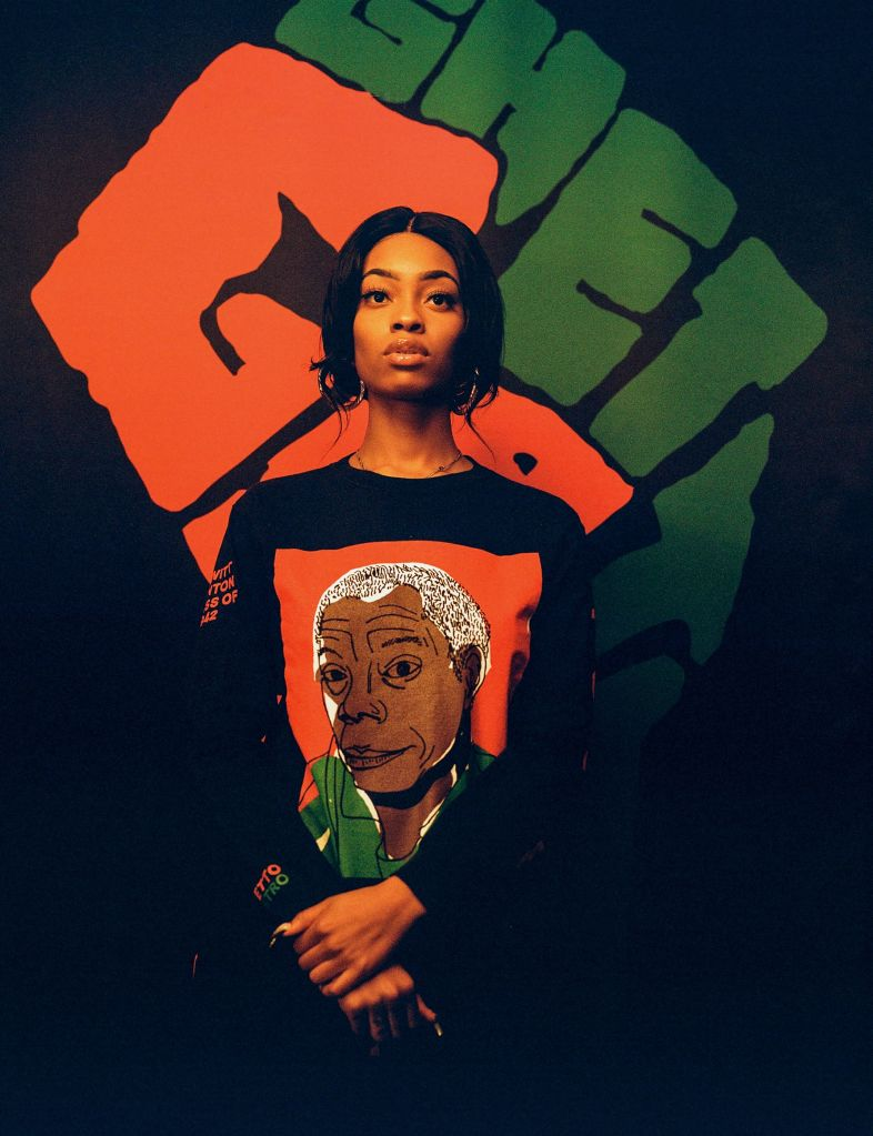 Ghetto Gastro BHM James Baldwin & OGUN
