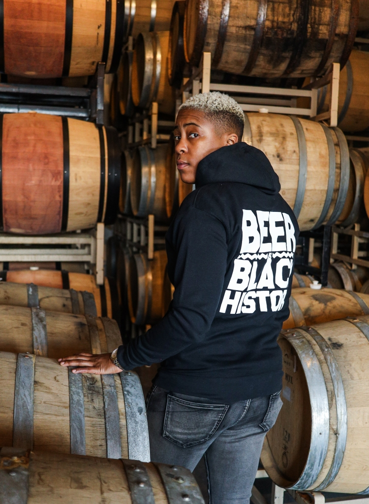 Draught Season - Beer Is Black History