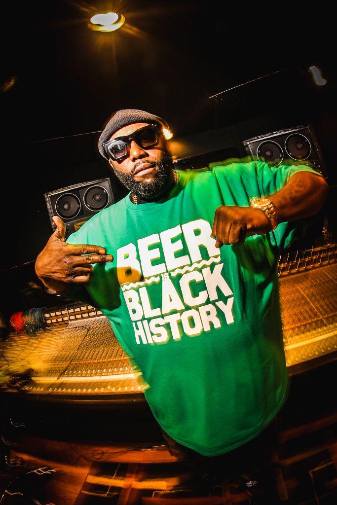 Draught Season - Beer Is Black History