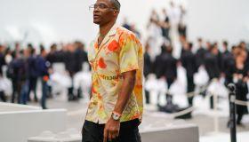 Street Style : Paris Fashion Week - Menswear Spring/Summer 2020 : Day Four