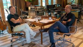 Barack Obama & Bruce Springsteen Spotify Podcast