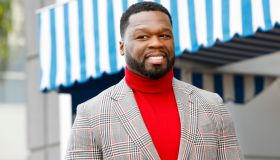"Curtis ""50 Cent"" Jackson Is Honored With A Star On The Hollywood Walk Of Fame"