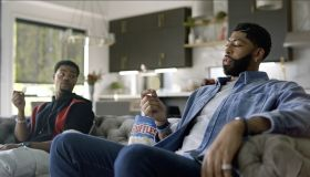Anthony Davis And Jayson Tatum For Ruffles