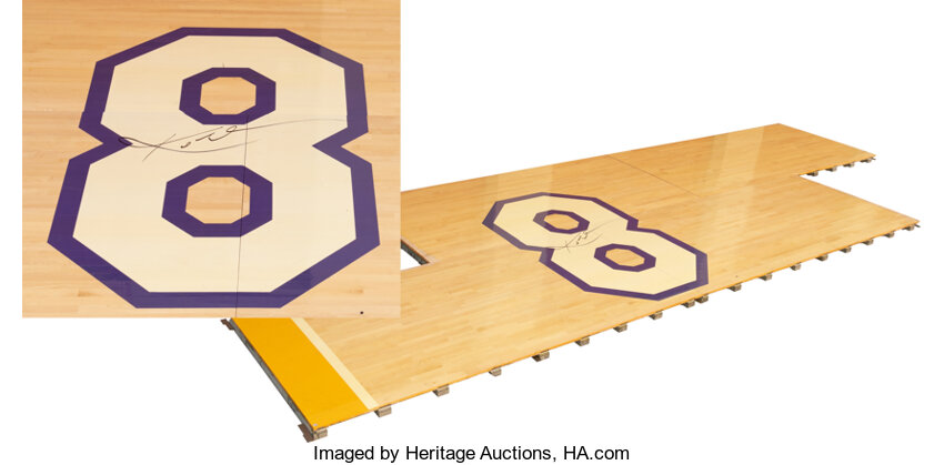 Kobe Bryant Auctions At Heritage Auctions