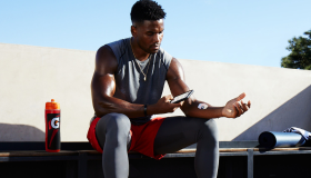 Gatorade's Sweat Patch, Gx App