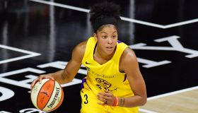 Connecticut Sun v Los Angeles Sparks - Game One