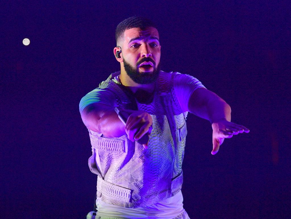 Drake In Concert - Atlanta, GA