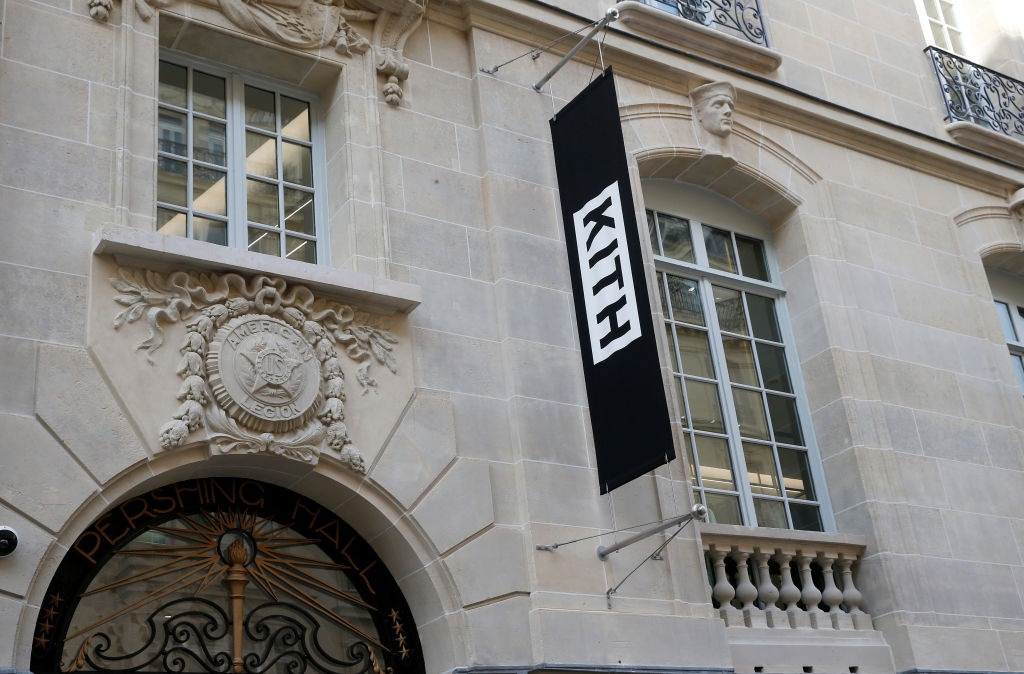 Kith Opens Its Paris Flagship Store