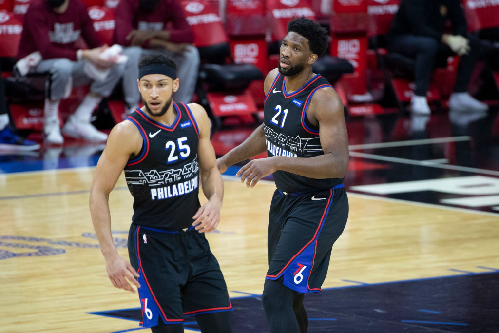 Haircuts From COVID-19 Postive Barber Sidelines Joel Embiid & Ben Simmons