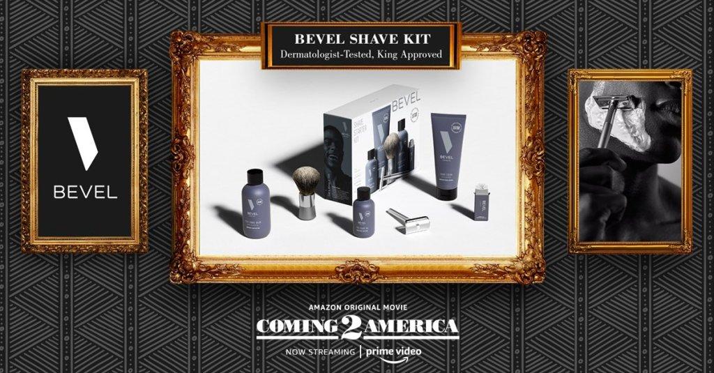 Bevel x Coming 2 America
