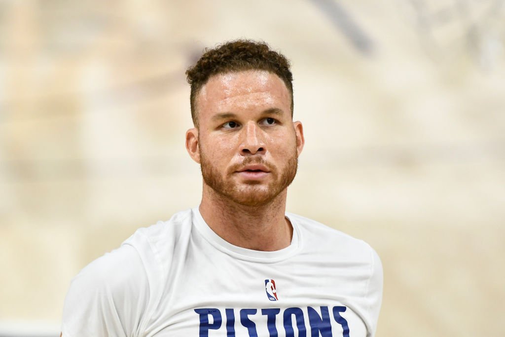 Twitter Reacts To Already-Stacked Brooklyn Nets Signing Blake Griffin