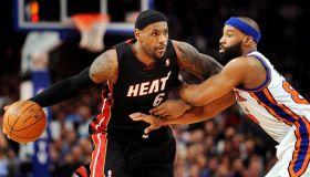 Heat v Knicks Game 4
