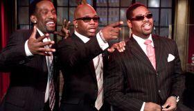 Bill Tompkins Boyz II Men Archive