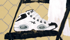 """Reebok X Allen Iverson """"Why Not Us?"""" Campaign"""