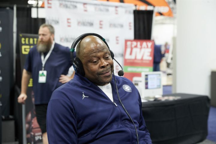SiriusXM broadcasts from Radio Row at the NCAA® Final Four® and National Championship in Minneapolis