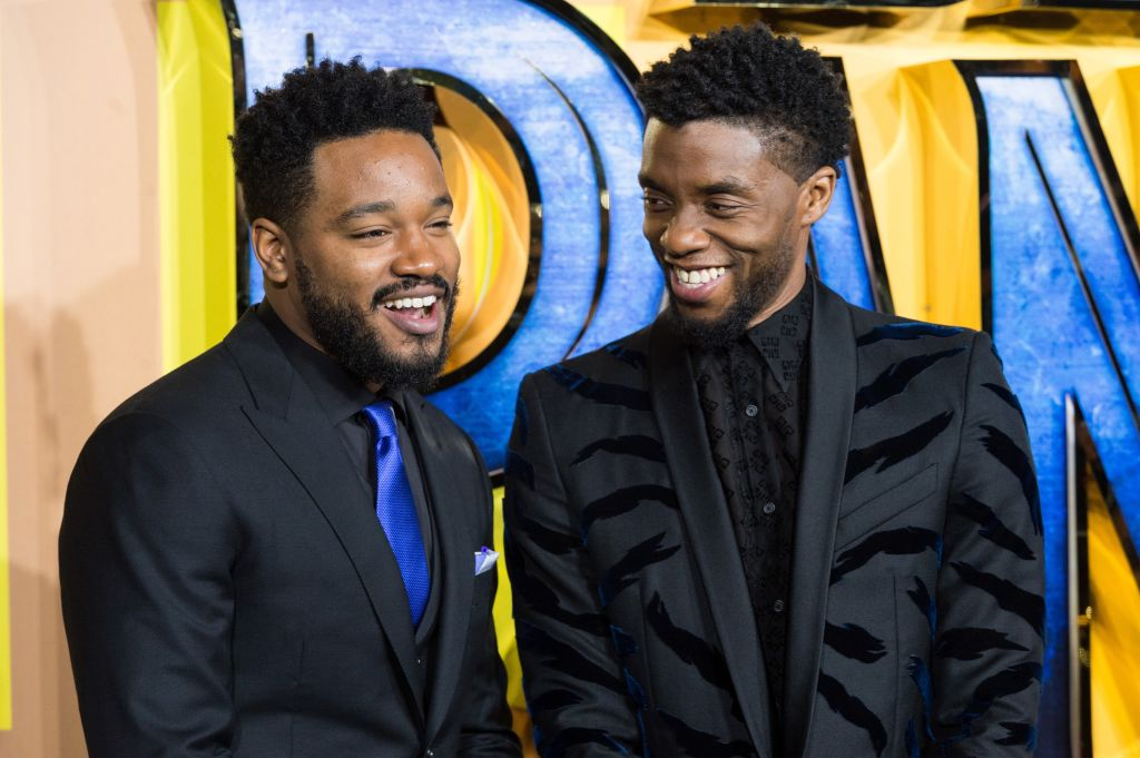 European premiere of Black Panther in London