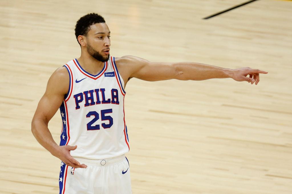 Washington Wizards Announcers Calls Ben Simmons Overrated, Debate Ensues