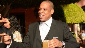 Roc Nation Pre-GRAMMY Brunch Presented By MAC Viva Glam - Inside