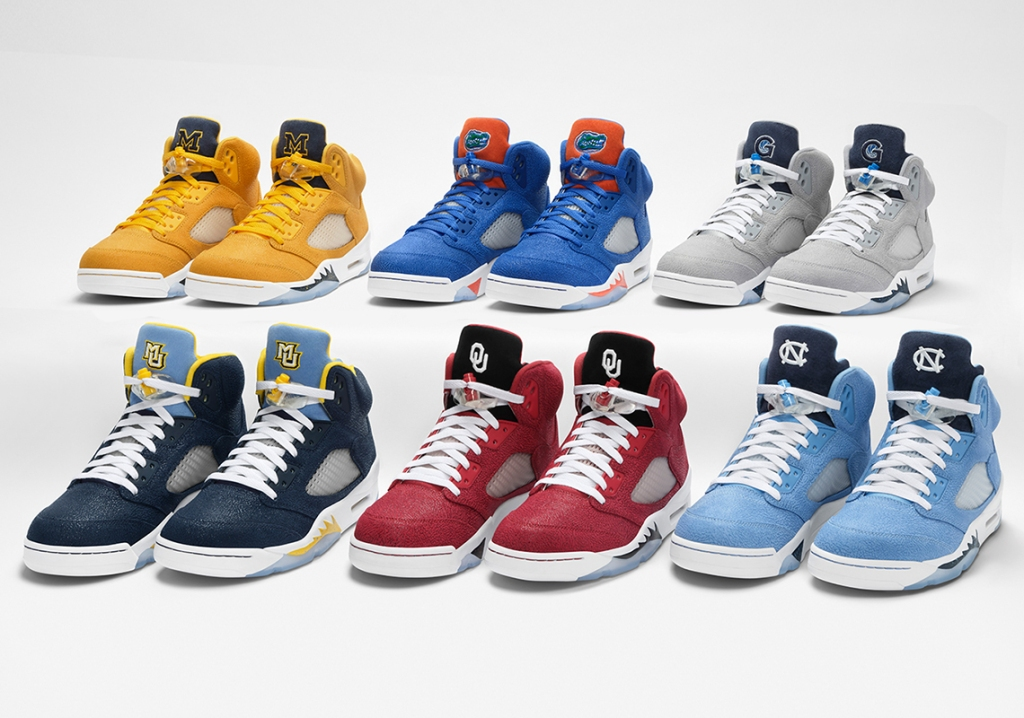 Jordan Brand March Madness Player Exclusives