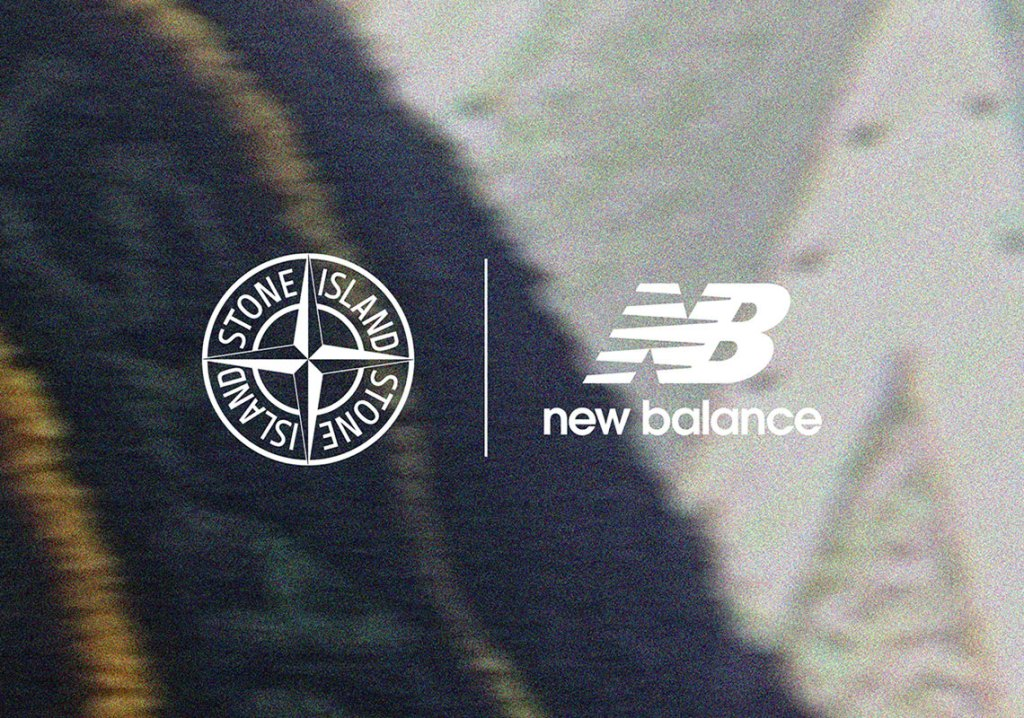Stone Island And New Balance Collab
