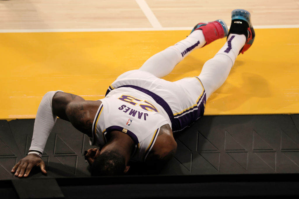 Solomon Hill Responds To Claims He Injured LeBron James Intentionally