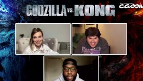 Millie Bobby Brown & Julian Dennison Godzilla vs Kong