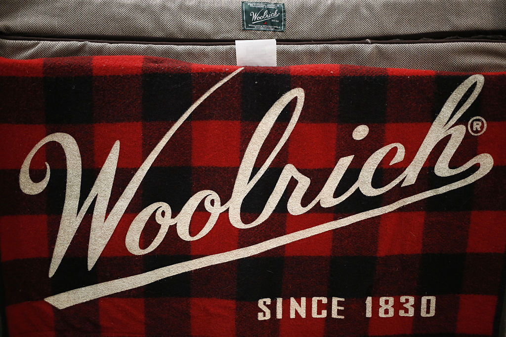 Operations Inside The Woolrich Manufacturing Facility