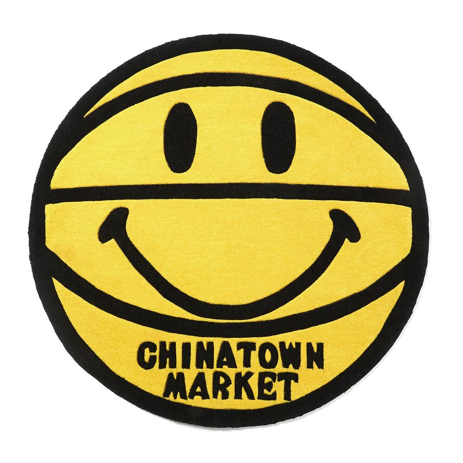 Basketball Rug Chinatown Market