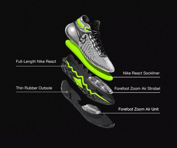 Nike Basketball Greater Than (GT) Series