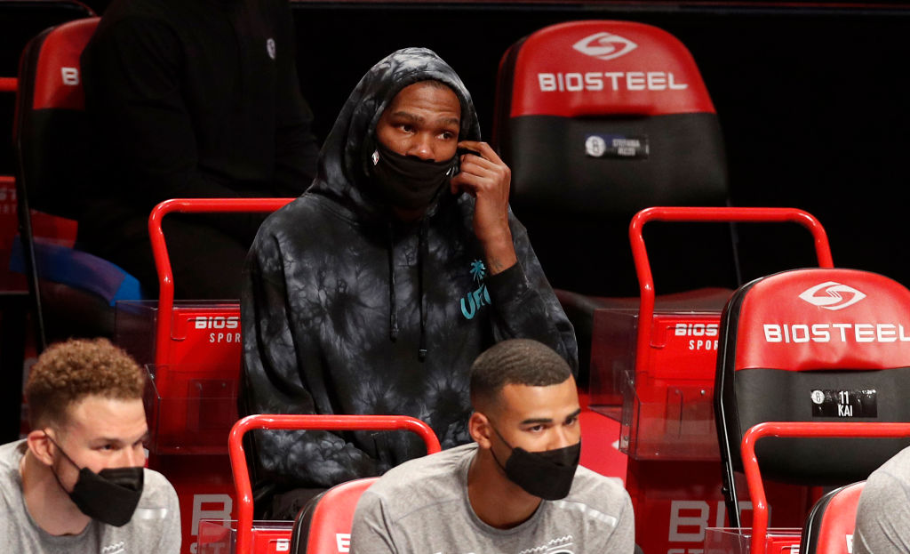 Kevin Durant Fined $50K For Social Media Exchange With Michael Rapaport