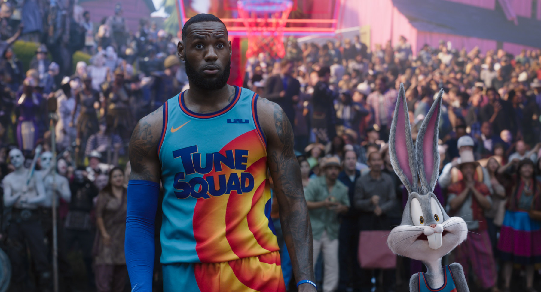 Watch The First Trailer For 'Space Jam: A New Legacy'
